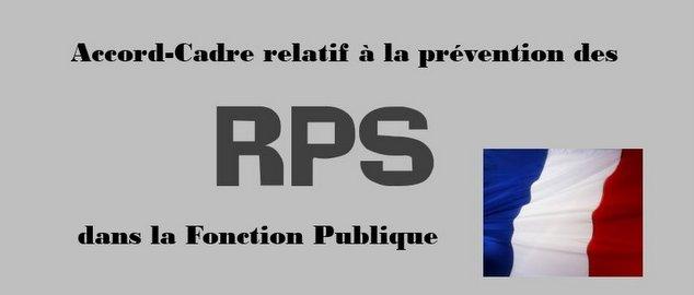 Novéquilibres : Signature de l'accord-cadre de prévention des RPS dans la fonction publique