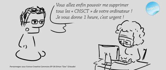 Novéquilibres : La disparition des CHSCT inquiète les actrices et acteurs de la prévention de la santé au travail