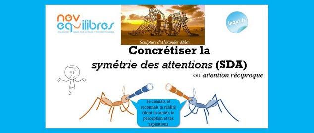 Novéquilibres : Les enjeux de la Symétrie Des Attentions (Attention réciproque)