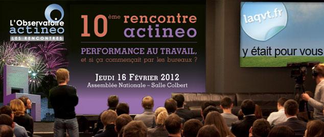 Novéquilibres : Retour sur la conférence ACTINEO du 16 février 2012