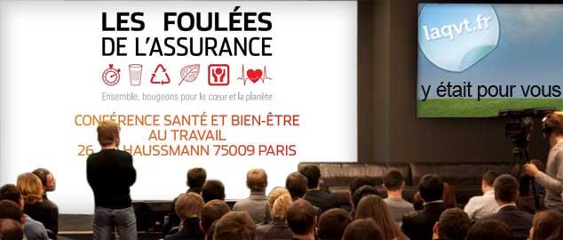 Novéquilibres : Retour sur la conférence Santé et Bien-être au travail