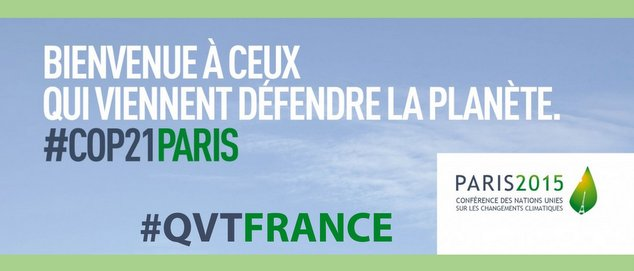 Novéquilibres : La COP21 en métaphore pour la QVT