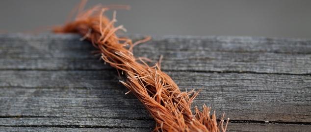 Novéquilibres : Corde usée