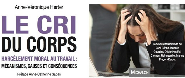 Novéquilibres : Interview d'Anne-Véronique Herter auteure du livre - laqvt.fr QVT Qualité de Vie au Travail
