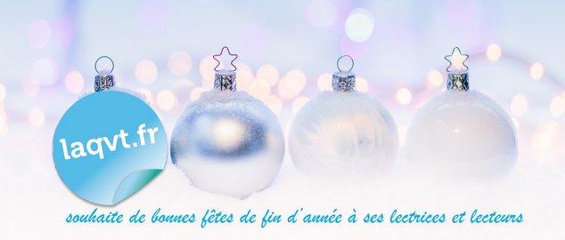 Novéquilibres : Bonnes fêtes de fin d'année ! - laqvt.fr QVT Qualité de Vie au Travail