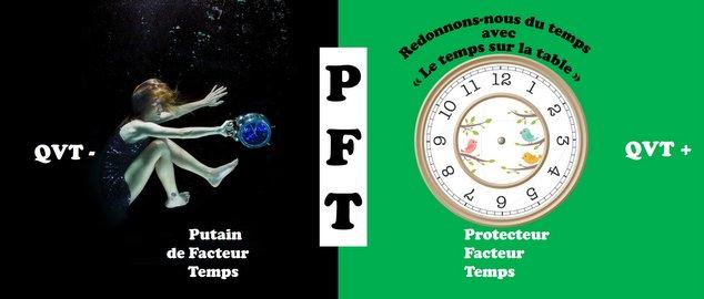 Novéquilibres : PFT, QVT et temps sur la table