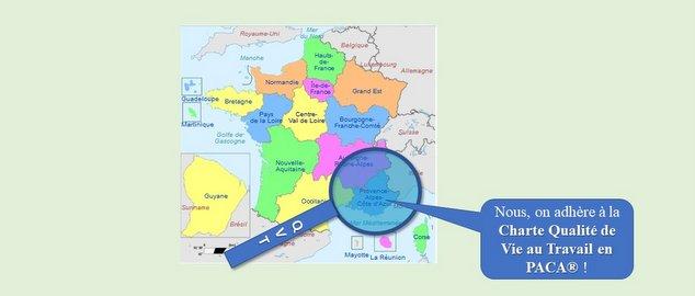 Novéquilibres : La Charte Qualité de Vie au Travail en région PACA