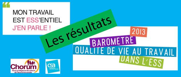 Novéquilibres : Résultats du baromètre QVT dans l'ESS