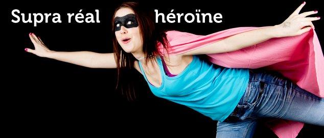 Novéquilibres : Les supra réal héroïnes - laqvt.fr QVT Qualité de Vie au Travail