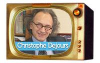 Christophe Dejours : Médecin-psychiatre, professeur au CNAM