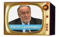 Henri Lachman : Président du Conseil de Surveillance de Schneider Electric, Co-auteur du rapport Bien-être et efficacité au travail (Fév 2010)