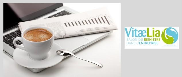 Novéquilibres : Un petit tour à VITAELIA, premier salon du bien-être dans l'entreprise
