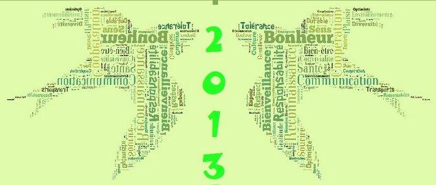 Novéquilibres : Du bonheur en 2013
